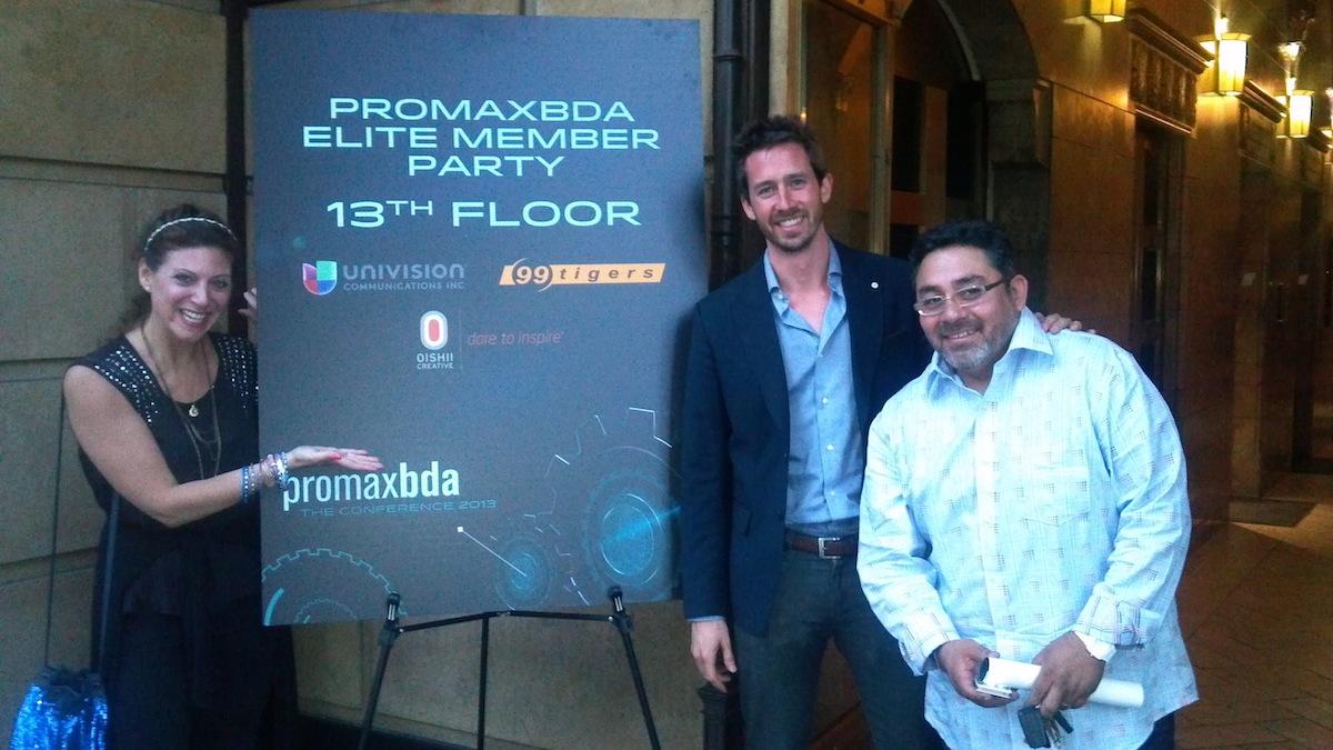 PromaxBDA Elite Party